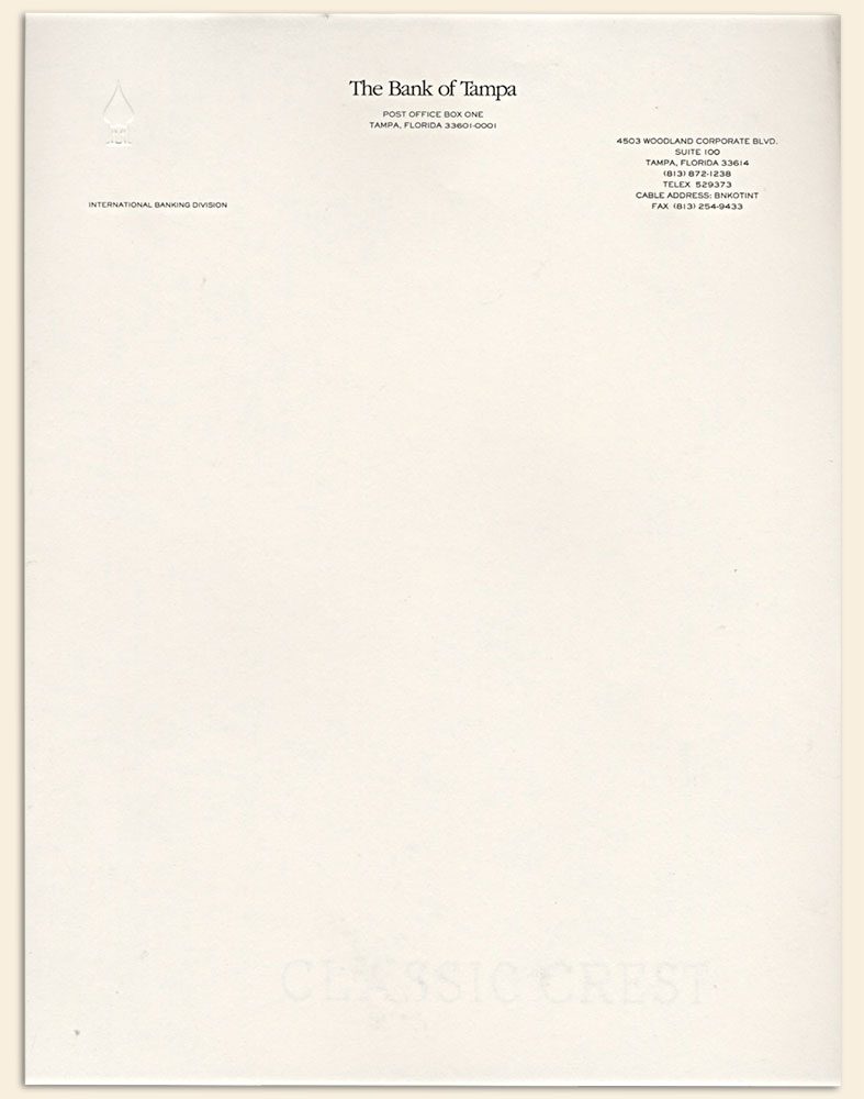 Business Letterhead Font Best Free Home Design Idea Inspiration