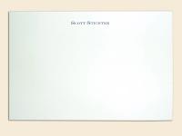 "4 1/4"" x 5 1/2"" Correspondence Cards"
